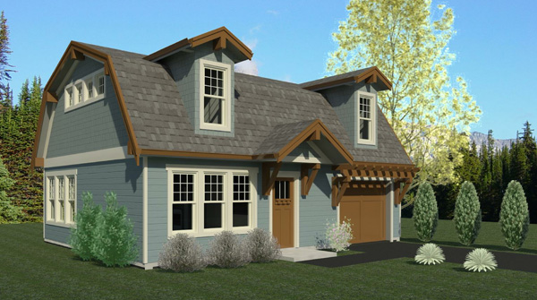 Carriage home feasibility study harmony homes for How much does it cost to build a carriage house