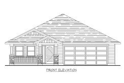 Bungalow – 1483 sq.ft.