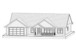 Bungalow – 1439 sq.ft.