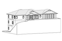 Bungalow – 1886 sq.ft.