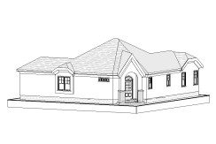 Bungalow – 1426 sq.ft.