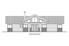 Bungalow – 1462 sq.ft.
