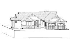 Bungalow – 2014 sq.ft.