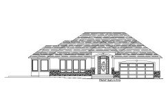 Bungalow – 1824 sq.ft.