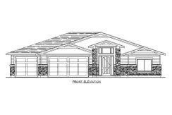 Bungalow – 2377 sq.ft.