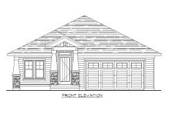 Bungalow – 1488 sq.ft.