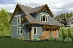 Two Storey Carriage Home