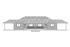 Multi Family – Duplex – 1218 sq.ft. per unit