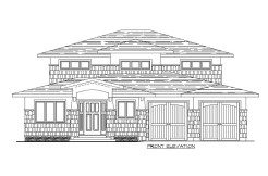 Two Storey – 3447 sq.ft.