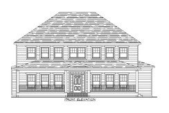 Two Storey – 3278 sq.ft.