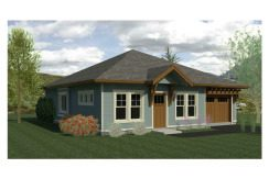 Carriage Home – 1074 sq.ft.