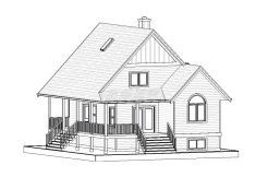 Two Storey – 1338 sq.ft.