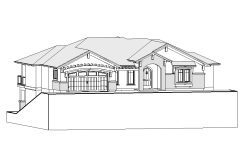 Bungalow – 1804 sq.ft.