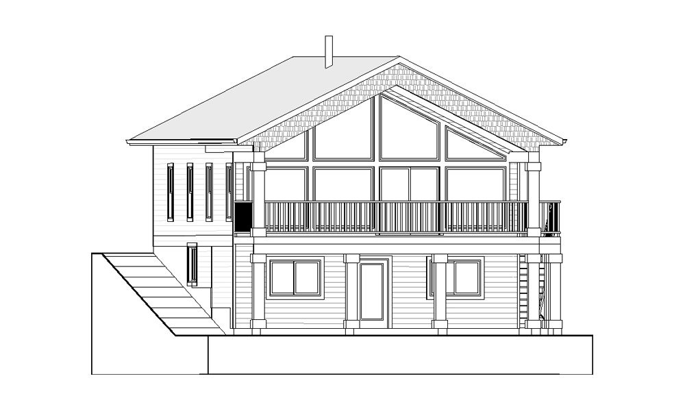 Bungalow 1350 Home Plans By Harmony Homes