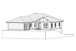 Bungalow – 1673 sq.ft.