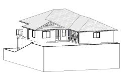 Bungalow – 1947 sq.ft.