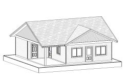 Carriage Home – 797 sq.ft.