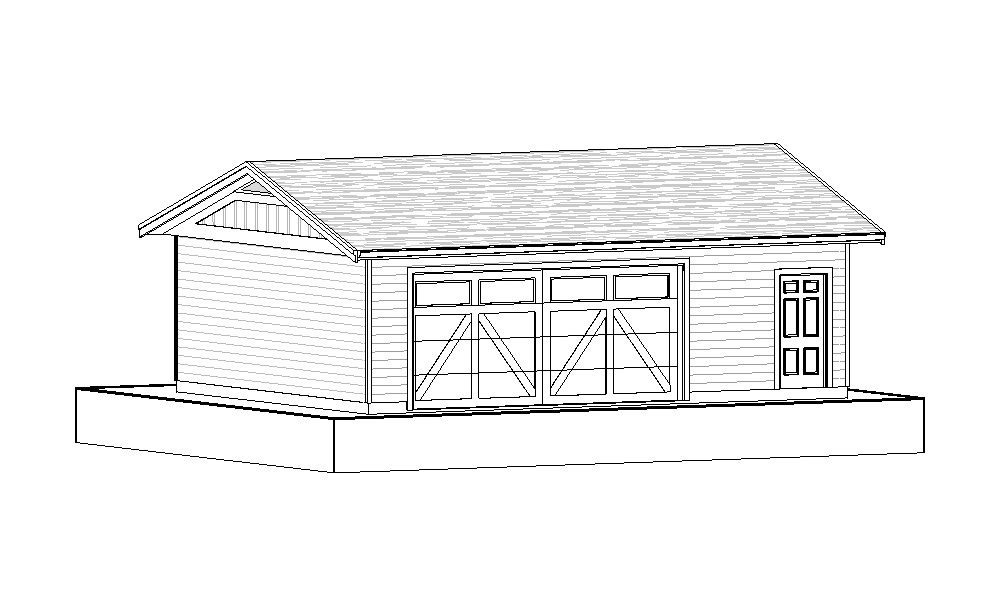 Garage Workshop 32 39 X24 39 Home Plans By Harmony Homes