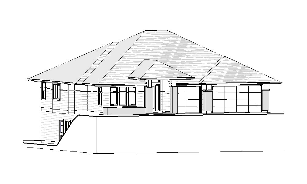 Bungalow – 1747 sq.ft.