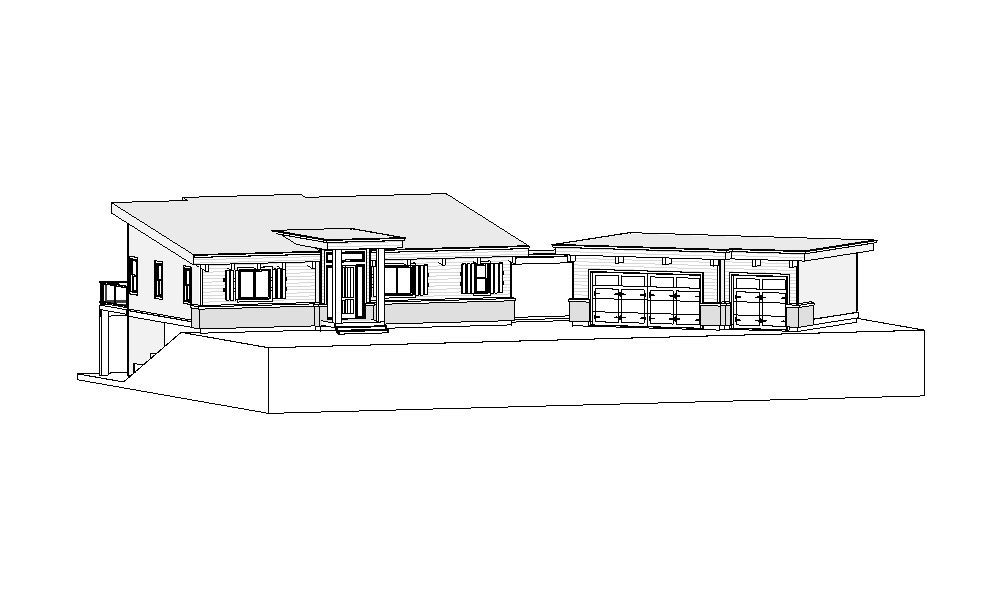 Bungalow – 1553 sq.ft.