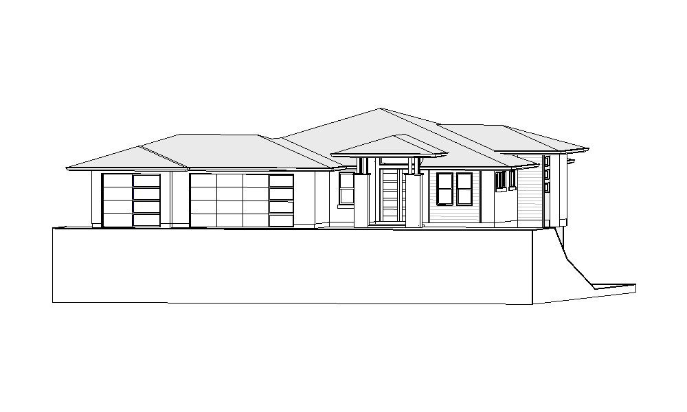 Bungalow – 1638 sq.ft.