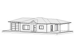 Carriage Home – 1054 sq.ft.