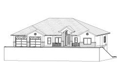Bungalow – 1982 sq.ft.