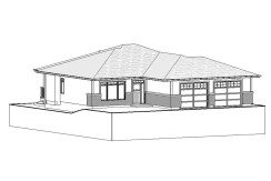 Bungalow – 1351 sq.ft.