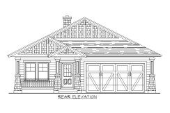 Bungalow – 1555 sq.ft.