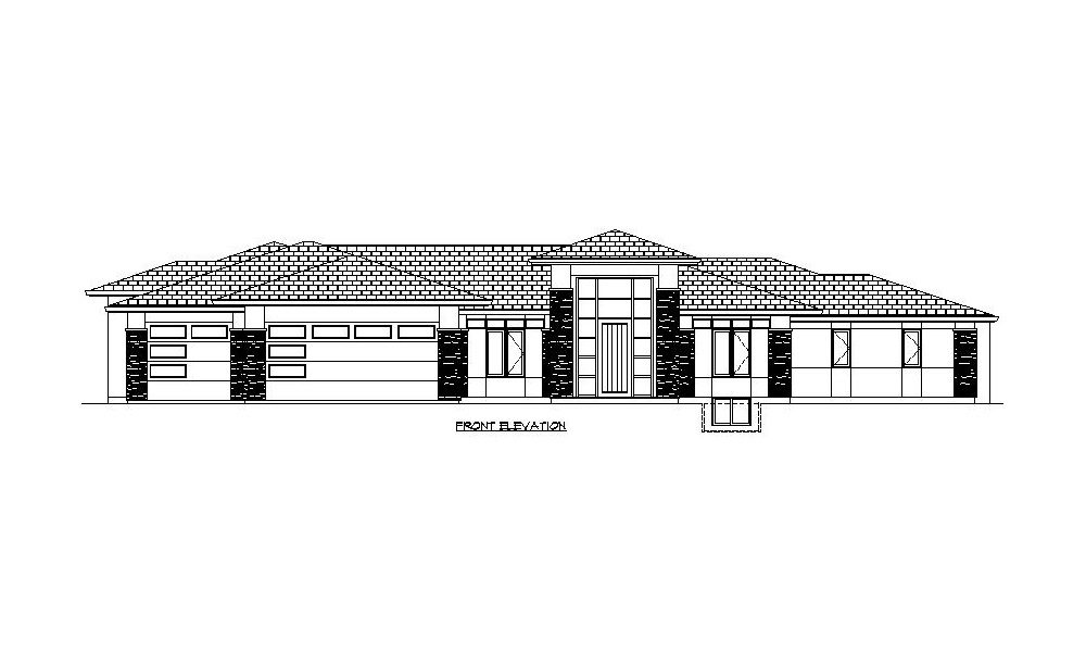 Bungalow – 2285 sq.ft.