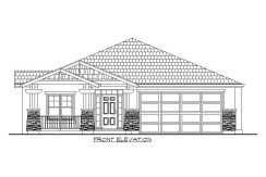 Bungalow – 1588 sq.ft.