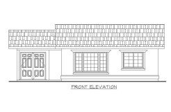 Carriage Home – 708 sq.ft.