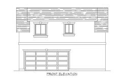 Carriage Home – 811 sq.ft.