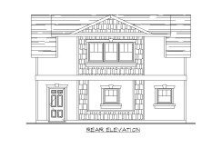 Carriage Home – 696 sq.ft.