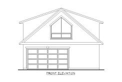 Carriage Home – 989 sq.ft.