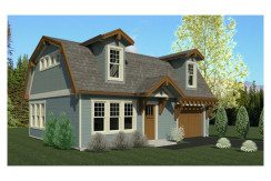 Carriage Home – 965 sq.ft.