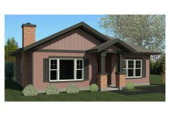 Carriage Home – 967 sq.ft.