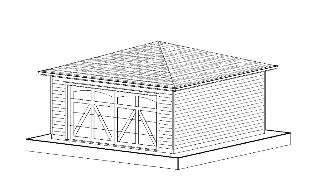 Garage/Workshop – 22ft.x22ft.