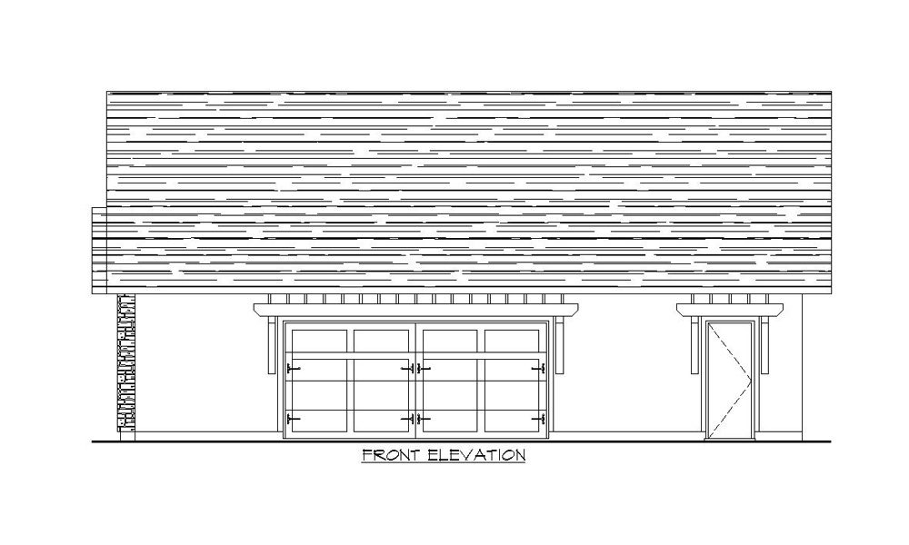 Garage/Workshop – 46ft.x24ft.
