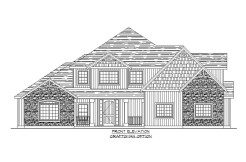 Two Storey – 3640 sq.ft.