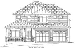 Two Storey – 2635 sq.ft.