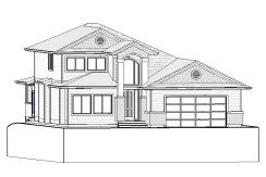 Two Storey – 2434 sq.ft.
