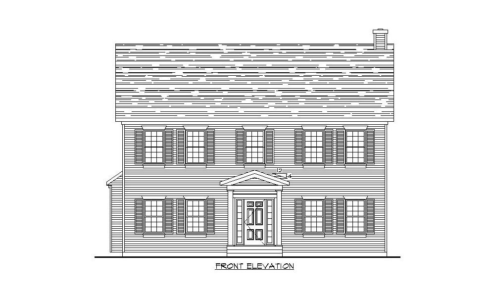 Two Storey – 2108 sq.ft.