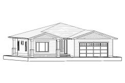 Bungalow – 1441 sq.ft.
