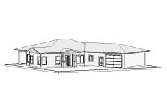 Bungalow – 1601 sq.ft.
