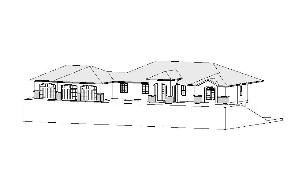 Bungalow – 2192 sq.ft.