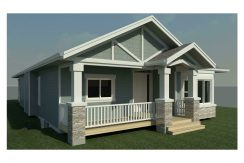 Bungalow – 1643 sq.ft.