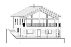 Bungalow – 1350 sq.ft.
