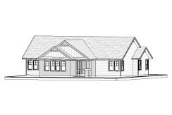 Bungalow – 1969 sq.ft.
