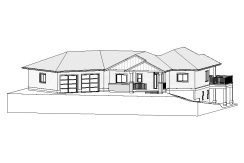 Bungalow – 1568 sq.ft.